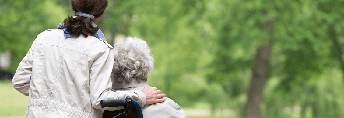 Caring for Elderly Relatives with Senior Care Center 1