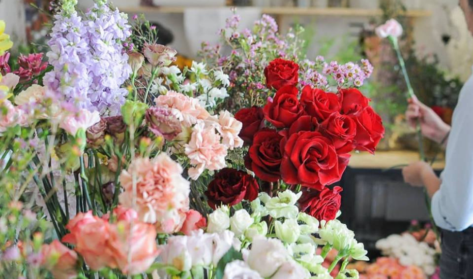 Why there are no excuses to not giving flowers in Australia1