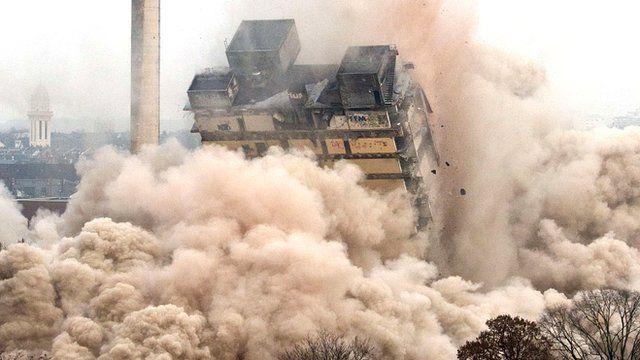 Demolition Techniques in Construction