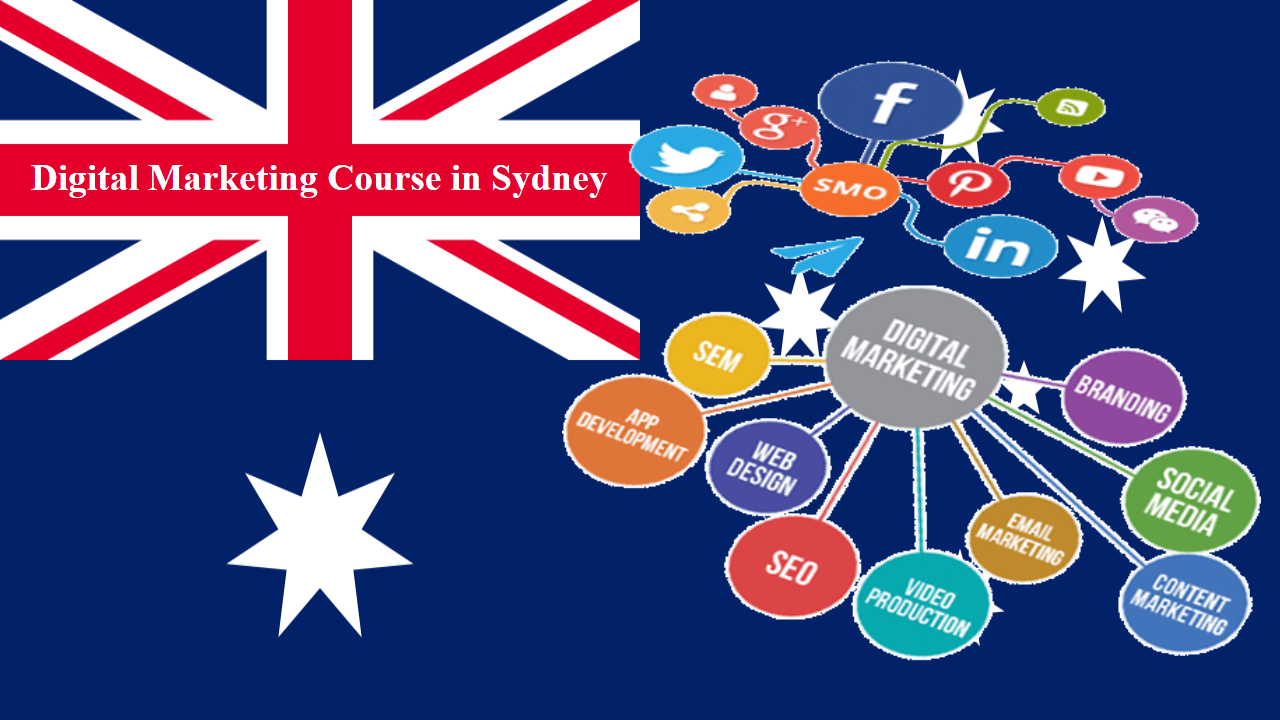 Digital Marketing Course in Sydney